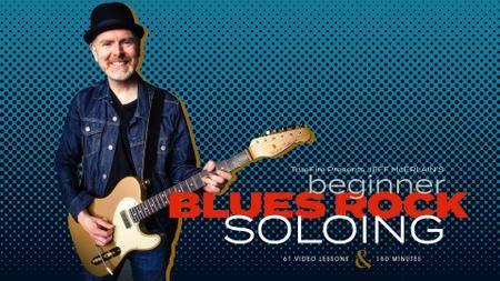 Jeff McErlain's - Beginner Blues-Rock Soloing