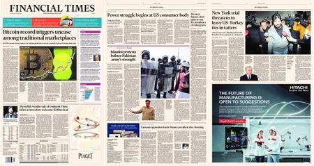 Financial Times Europe – 28 November 2017