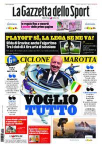 La Gazzetta dello Sport Roma – 09 giugno 2020