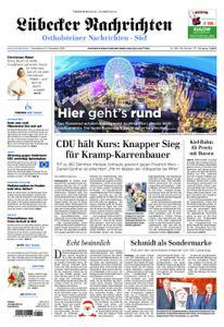 Lübecker Nachrichten Ostholstein Süd - 08. Dezember 2018