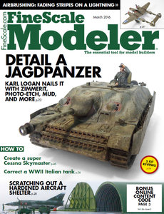 FineScale Modeler 2016-03 (Vol.34 No.03)