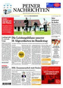 Peiner Nachrichten - 08. September 2017