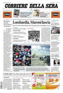 Corriere della Sera - 8 Gennaio 2018