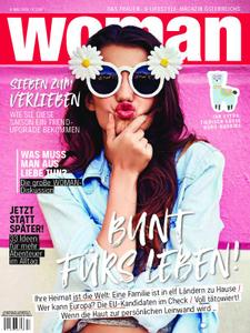 Woman Austria – 09. Mai 2019