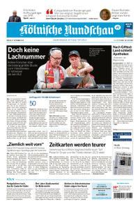 Kölnische Rundschau Wipperfürth/Lindlar – 27. September 2019