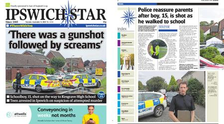 Ipswich Star – September 08, 2020