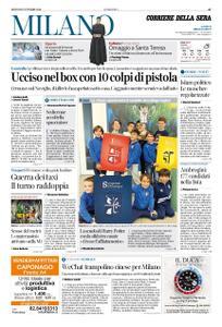 Corriere della Sera Milano – 17 ottobre 2019