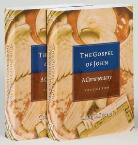 The Gospel of John,  Volume One & Volume Two