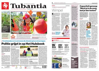 Tubantia - Enschede – 28 april 2020