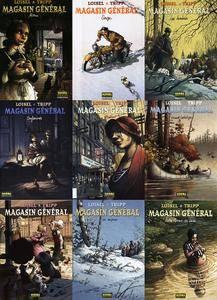 Magasin Général (Tomos 1-9), De Loisel y Tripp