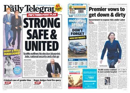 The Daily Telegraph (Sydney) – September 11, 2018