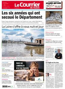 Le Courrier de l'Ouest Cholet – 15 mai 2021