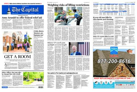 The Capital – May 18, 2020