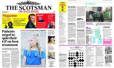 The Scotsman – April 21, 2018