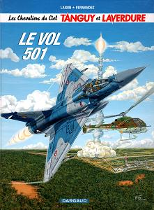 Tanguy et Laverdure - Tome 28 - Le Vol 501