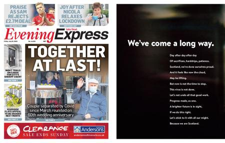 Evening Express – July 10, 2020