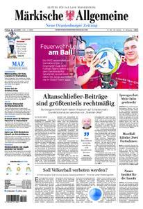 Neue Oranienburger Zeitung - 28. Juni 2019