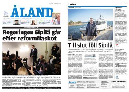 Ålandstidningen – 09 mars 2019
