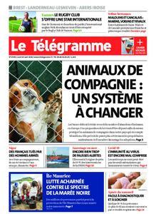 Le Télégramme Brest Abers Iroise – 10 août 2020