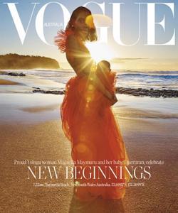 Vogue Australia - September 2021