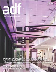 Architects Datafile (ADF) - January 2019