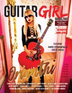 Guitar Girl - Issue 16 Summer 2021