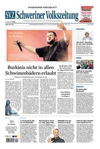 Schweriner Volkszeitung Hagenower Kreisblatt - 27. Oktober 2018