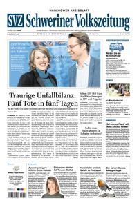 Schweriner Volkszeitung Hagenower Kreisblatt - 18. Dezember 2019