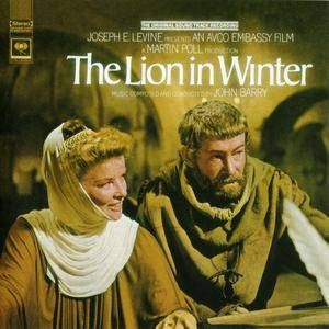 John Barry - The Lion In Winter: Original Motion Picture Soundtrack (1968) Reissue 1995