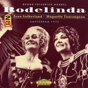 Richard Bonynge, Netherlands Chamber Orchestra, Joan Sutherland - Handel: Rodelinda (1995)