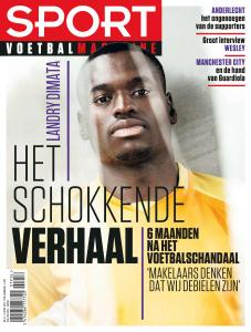Sport Voetbal Magazine - 17 April 2019
