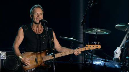 The Police - Live In Concert 2008 [HDTV 720p]