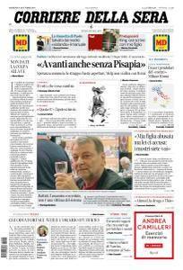 Corriere della Sera - 8 Ottobre 2017