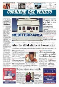 Corriere del Veneto Vicenza e Bassano – 07 ottobre 2018