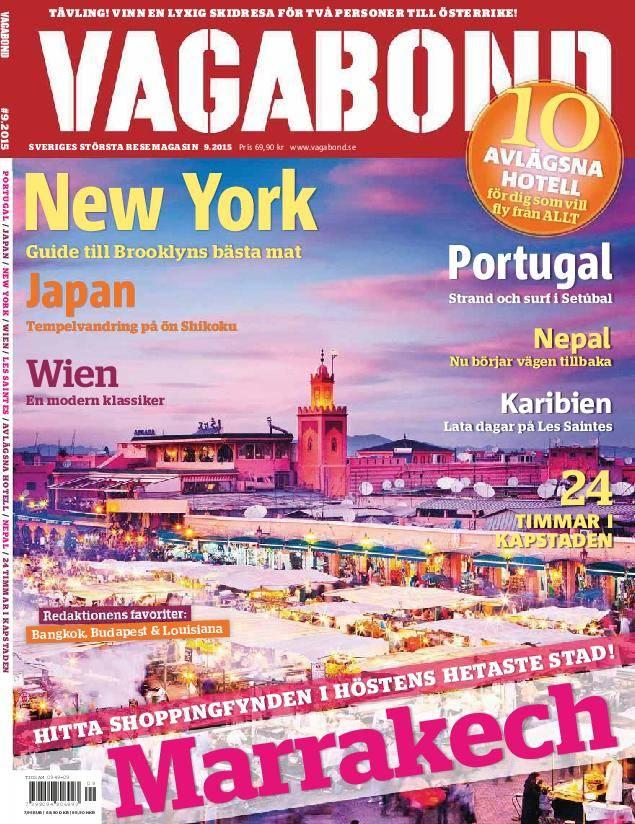 Vagabond Sverige – 20 oktober 2015