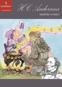 «H.C. Andersens samlede eventyr bind 5» by H.C. Andersen