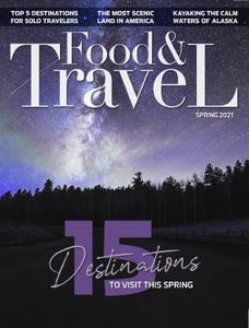 Food & Travel - Spring 2021