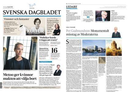 Svenska Dagbladet – 22 juli 2018