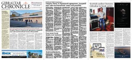 Gibraltar Chronicle – 25 January 2021