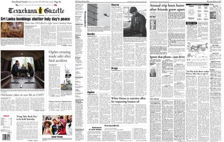 The Texarkana Gazette – April 22, 2019