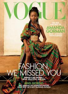 Vogue USA - May 2021