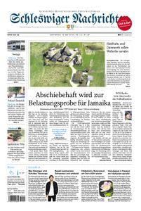 Schleswiger Nachrichten - 16. Mai 2018