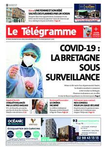 Le Télégramme Brest – 26 mars 2021