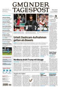 Gmünder Tagespost - 16. Mai 2018