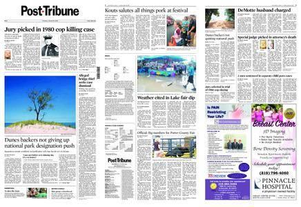 Post-Tribune – August 28, 2018