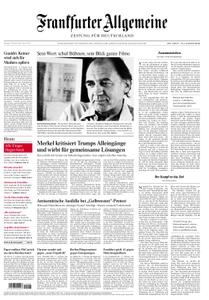 Frankfurter Allgemeine Zeitung F.A.Z. - 18. Februar 2019