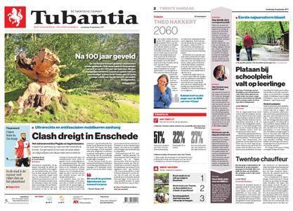 Tubantia - Enschede – 14 september 2017