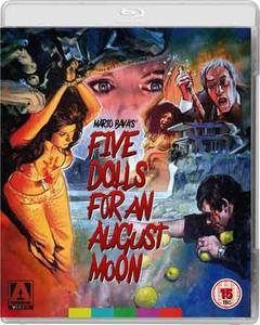 Five Dolls for an August Moon (1970)