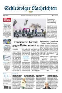 Schleswiger Nachrichten - 22. Oktober 2019