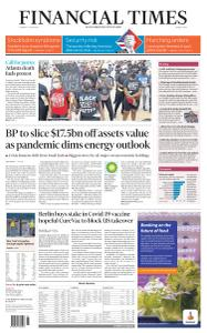 Financial Times Middle East - June 16, 2020
